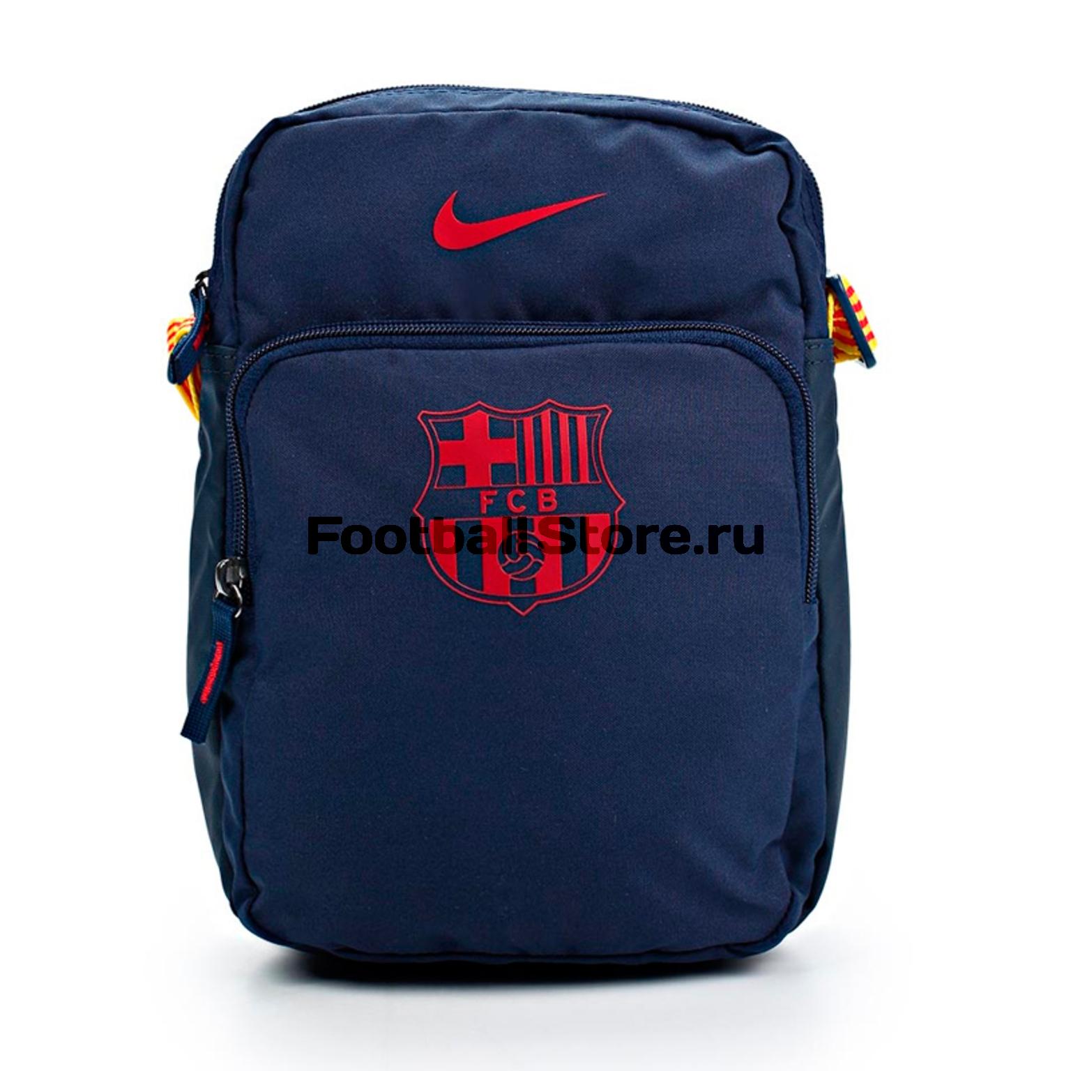 Сумки/Рюкзаки Nike Сумка на плечо Nike Allegiance Barcelona Small BA4746-446