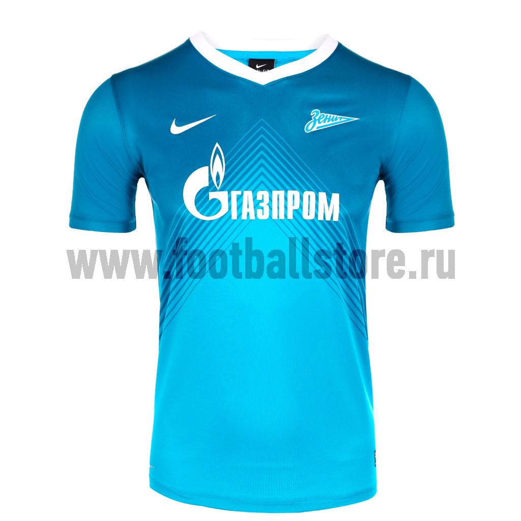 Клубная продукция Nike Футболка детская Nike Zenit Home 544501-499