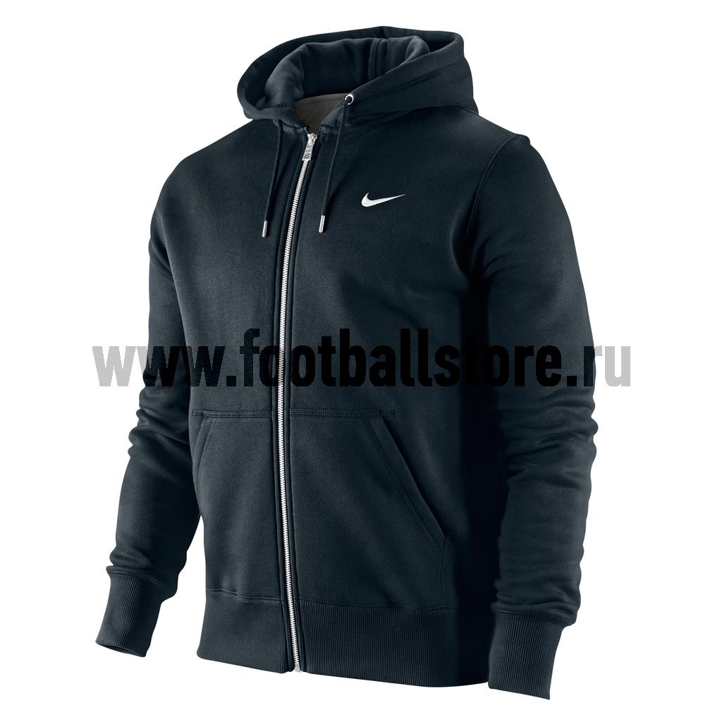 Свитера/Толстовки Nike Толстовка Nike Fleece FZ Hoody 404512-010