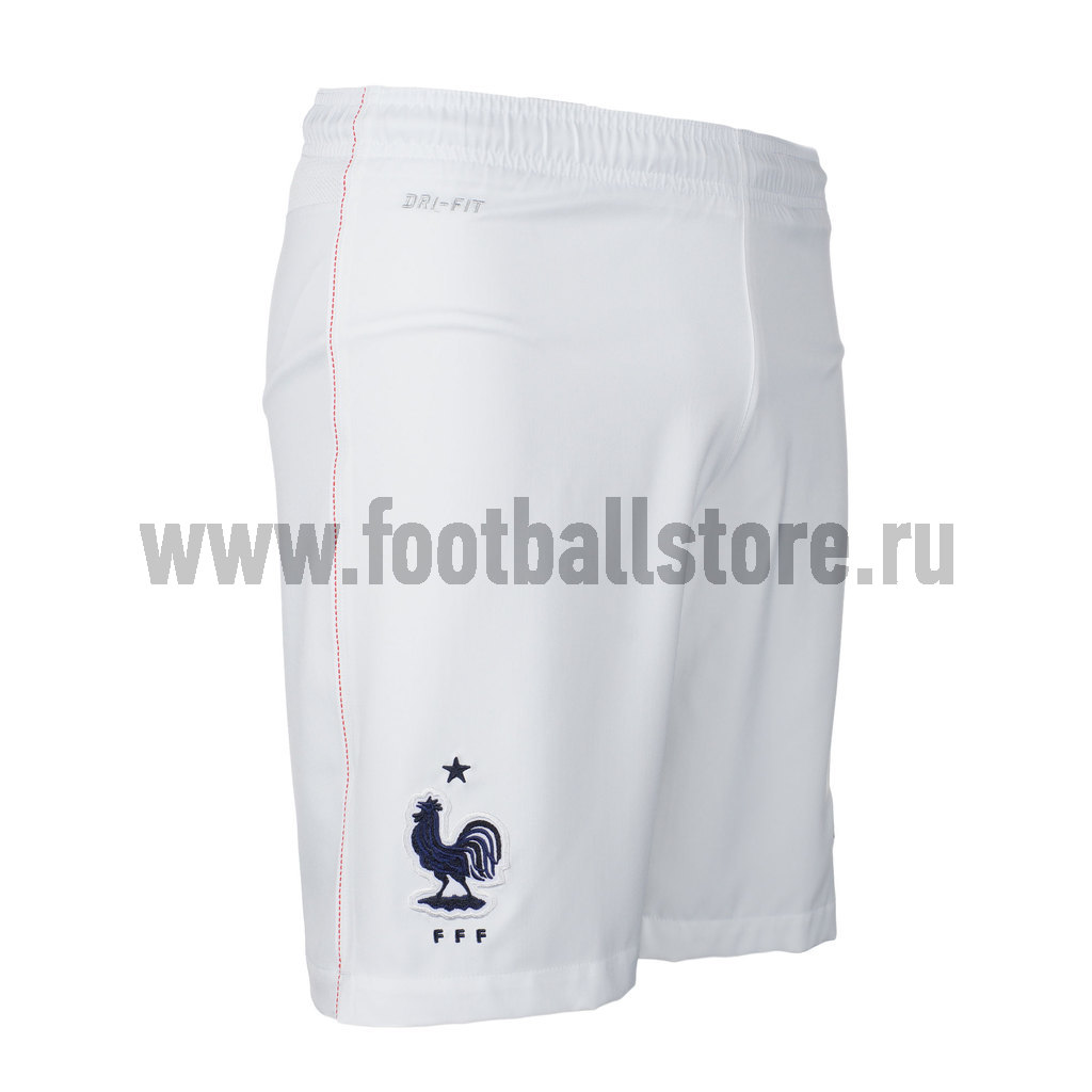France Nike Шорты игровые Nike France Home Stadium 577928-105