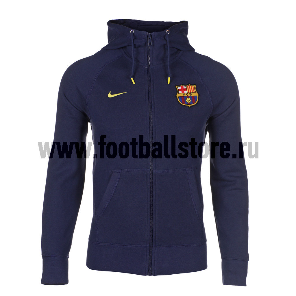 Barcelona Nike Толстовка Nike Barcelona AW77 Hoody 546794-410