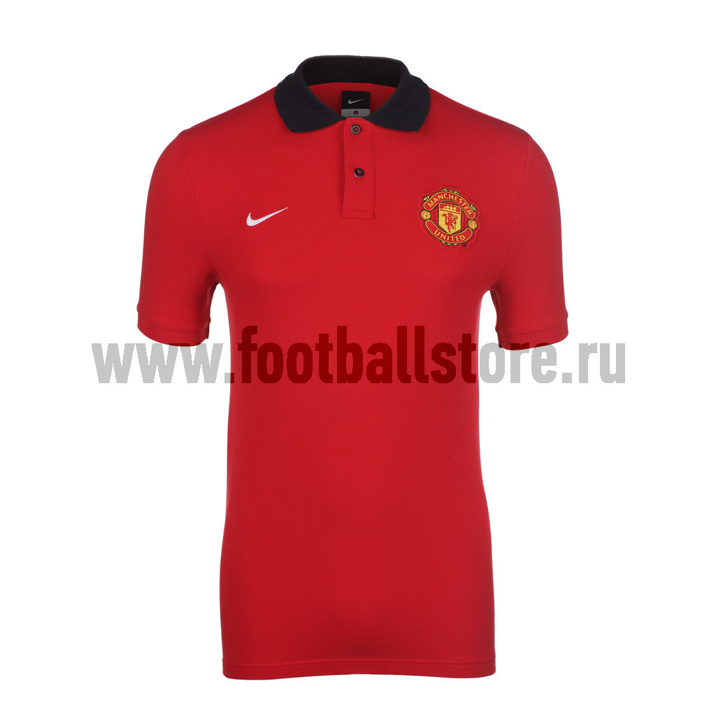 Manchester United Nike Поло Nike Manchester UNTD Auth Polo 542404-626