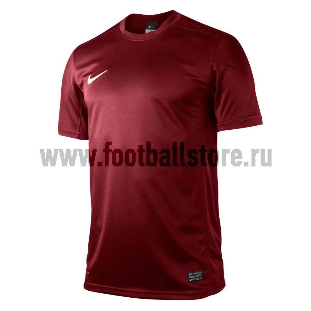 Футболки Nike Майка игровая Nike Park V SS JSY 448209-677
