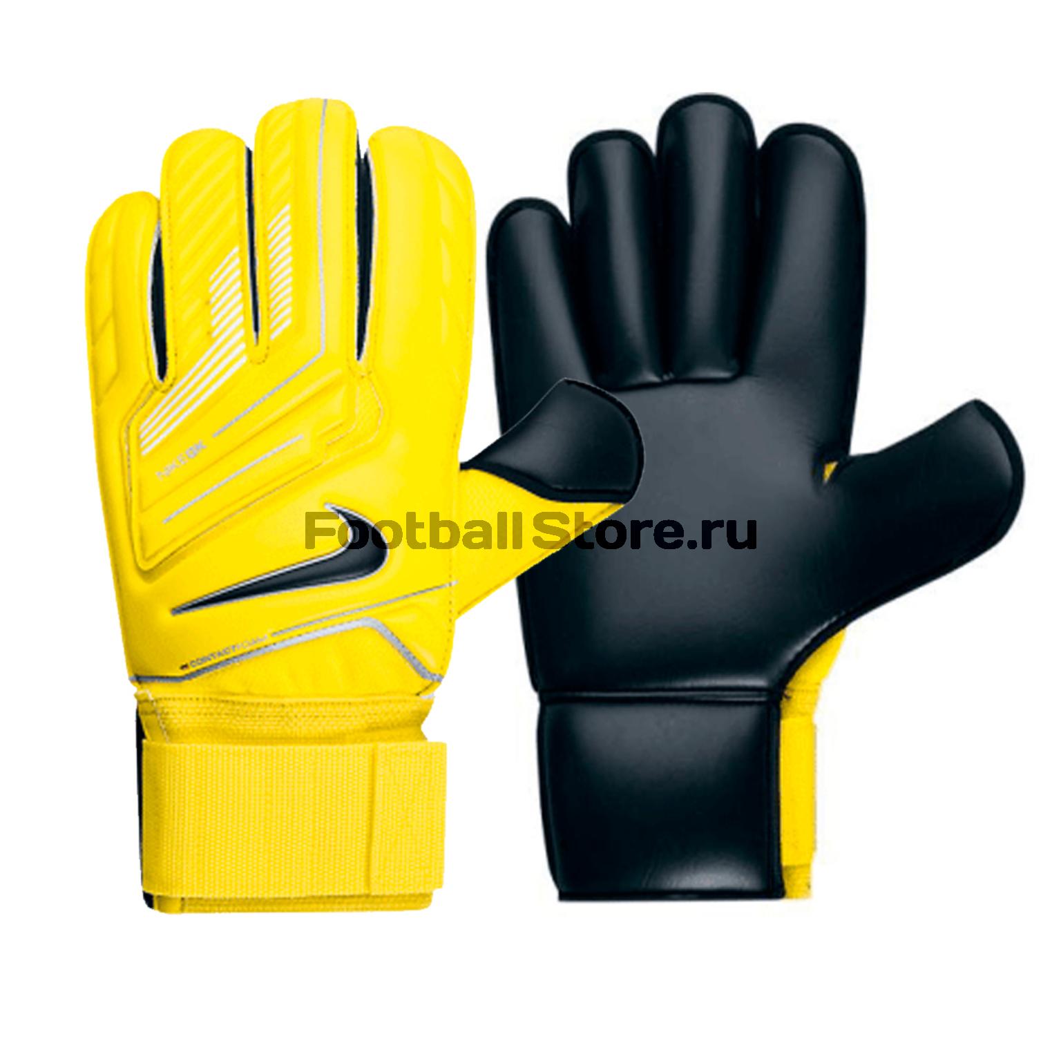 Перчатки Nike Перчатки вратарские Nike GK Gunn Cut GS0254-770