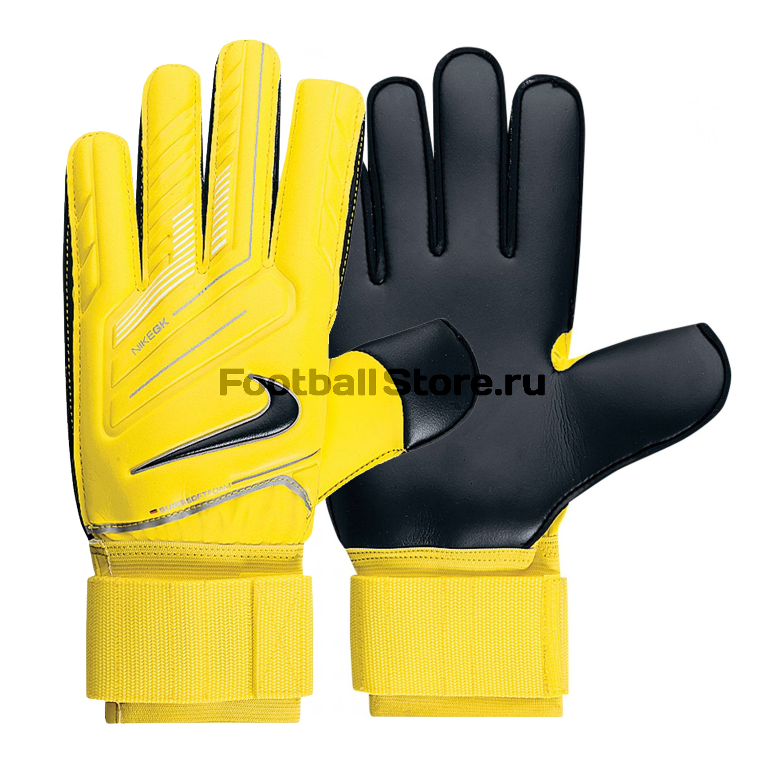 Перчатки Nike Перчатки вратарские Nike GK Spyne Pro GS0257-770