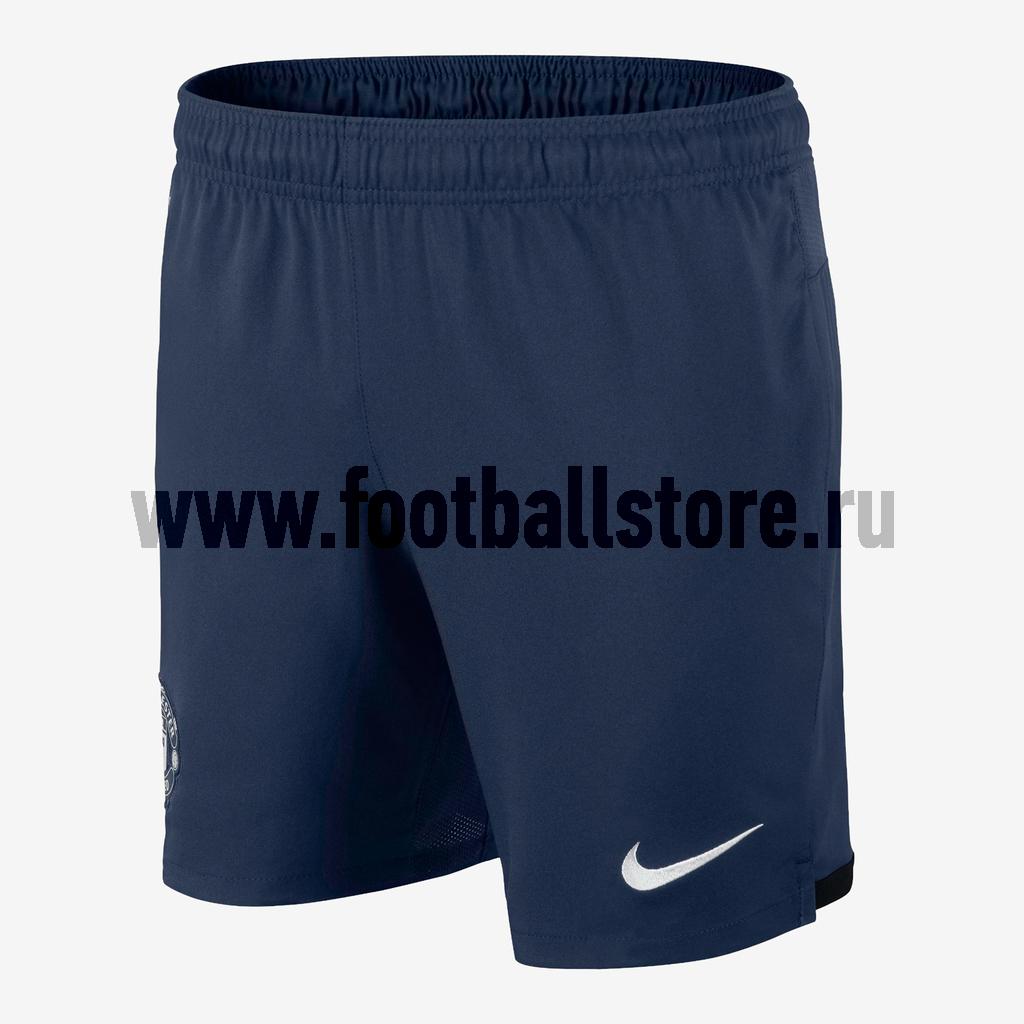 Клубная продукция Nike Шорты игровые Nike Manchester Repl Boys 532853-410