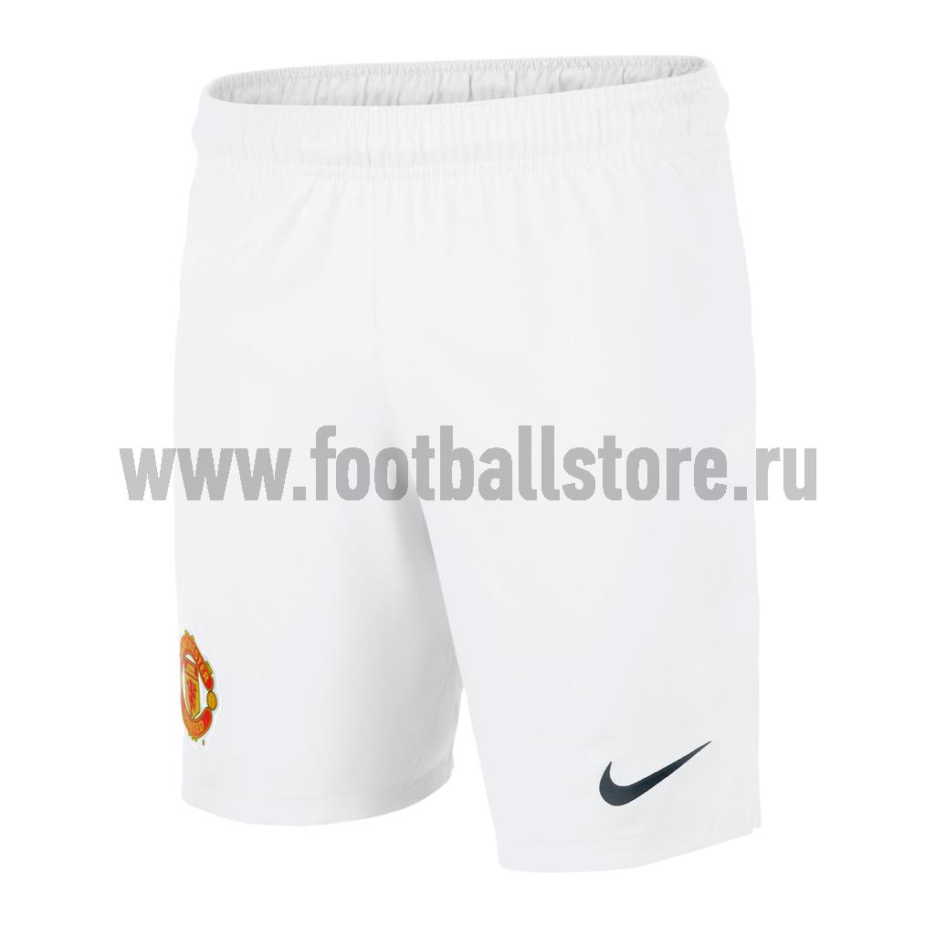 Клубная продукция Nike Шорты игровые Nike Manchester Repl Boys 532853-105