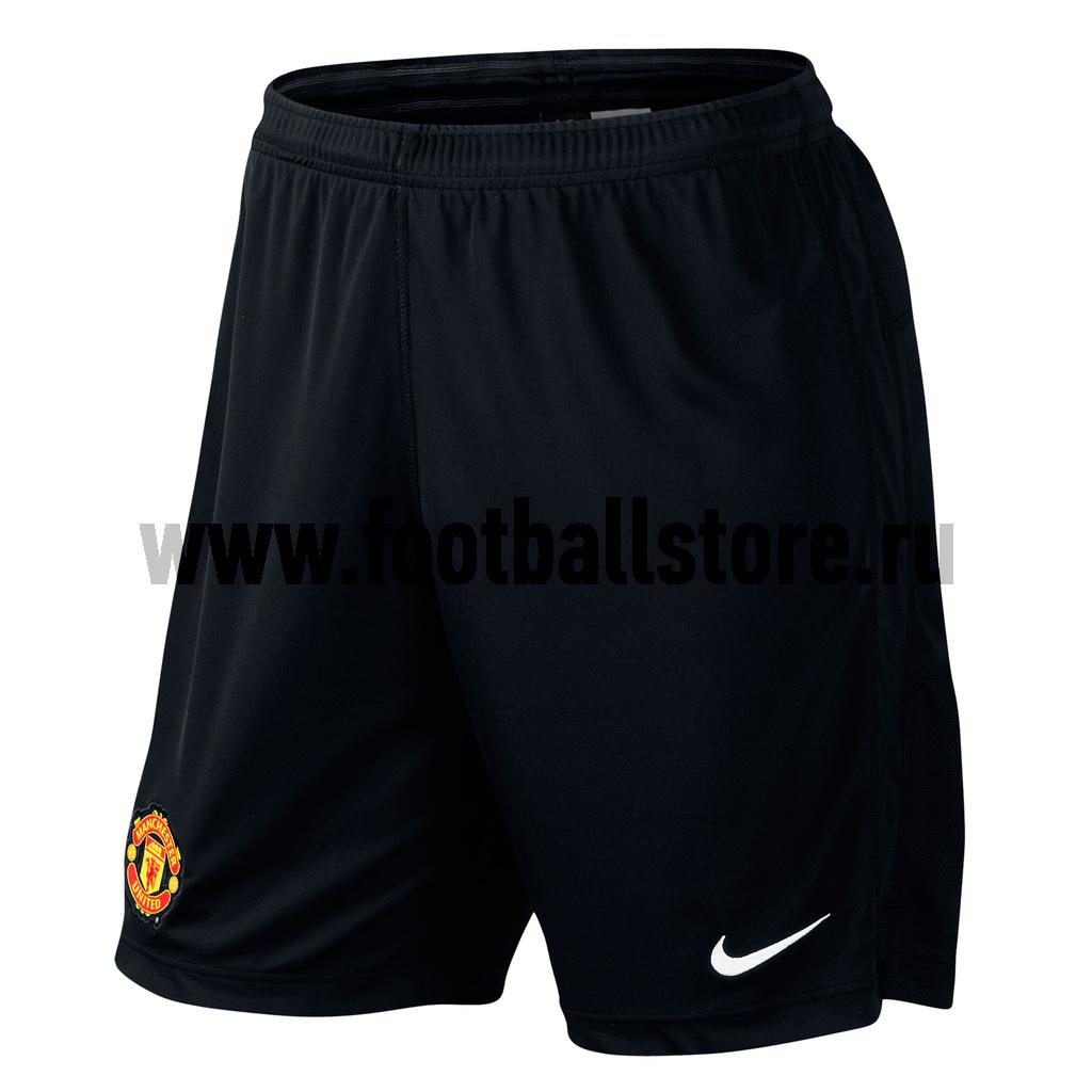 Manchester United Nike Шорты тренировочные Nike Manchester Squad Longer 545035-010