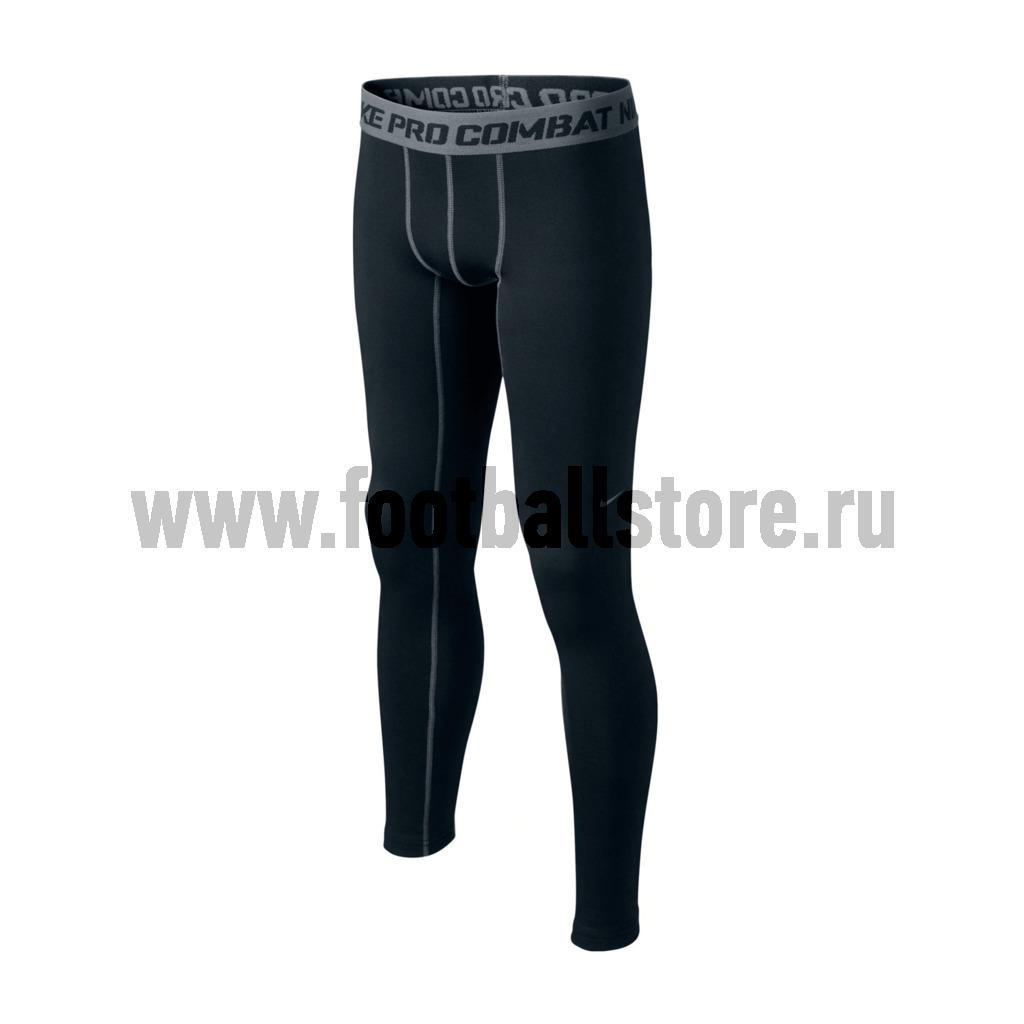 Тренировочная форма Nike Белье лосины Nike Hyperwarm Comp TIGHT YTH 547710-010