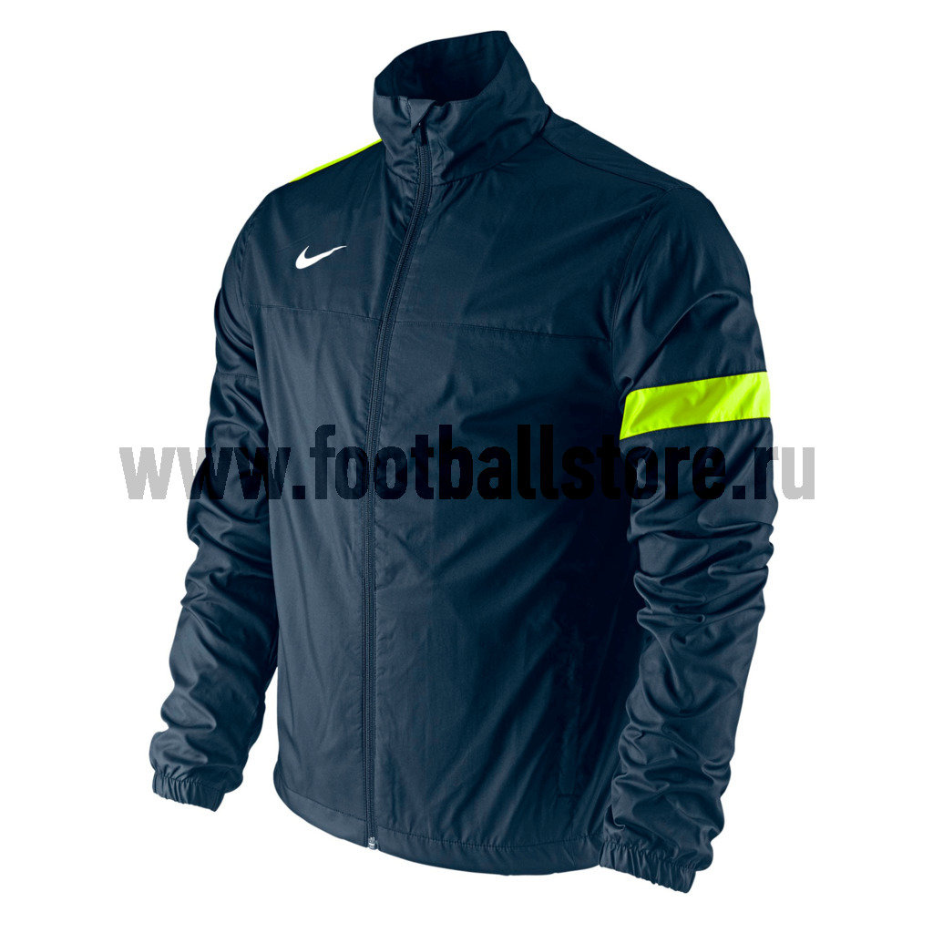 Куртки/Пуховики Nike Куртка для костюма Nike Sideline WVN JKT WP WZ 477984-415