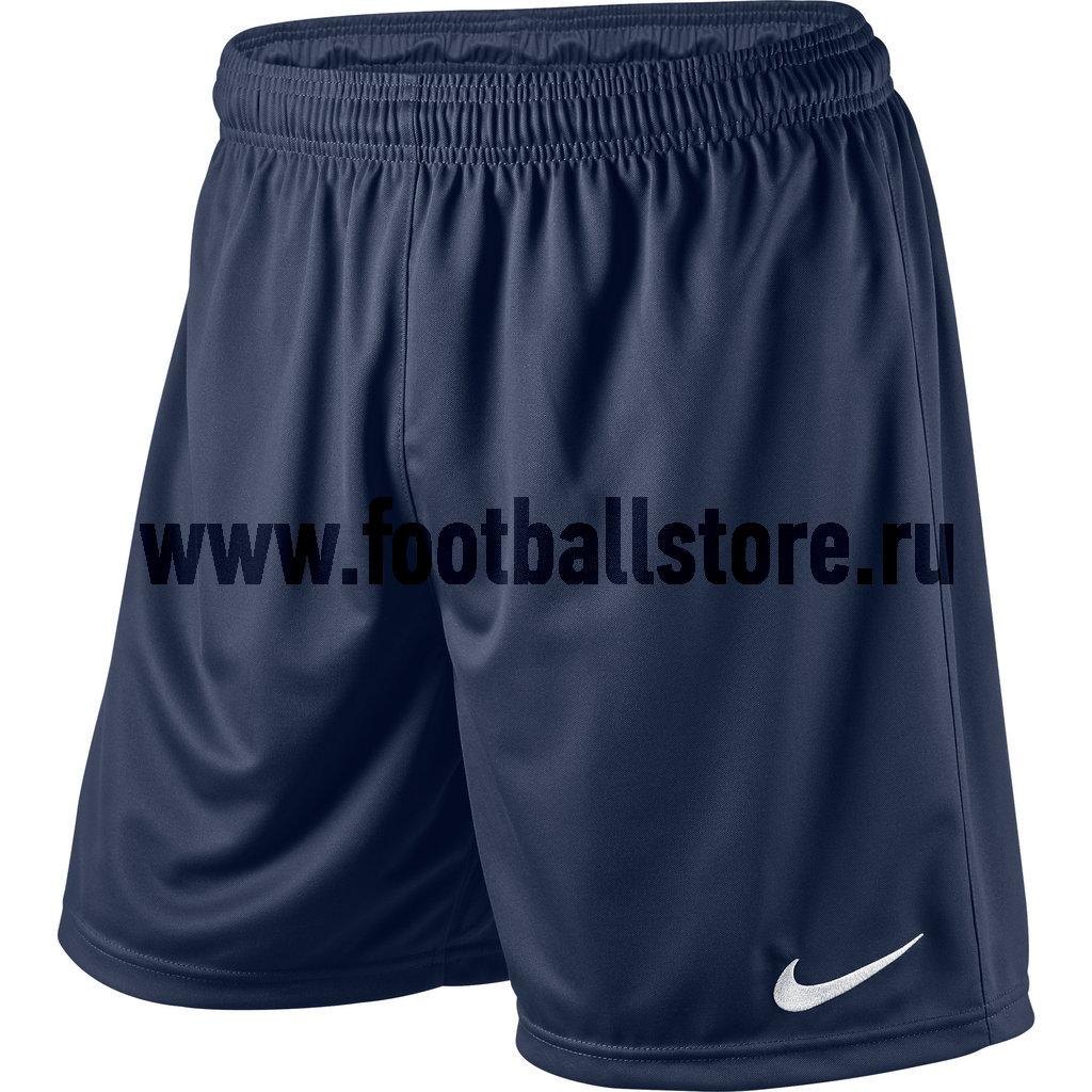 Игровая форма Nike Трусы Nike Park KNIT Boys Short 448263-410