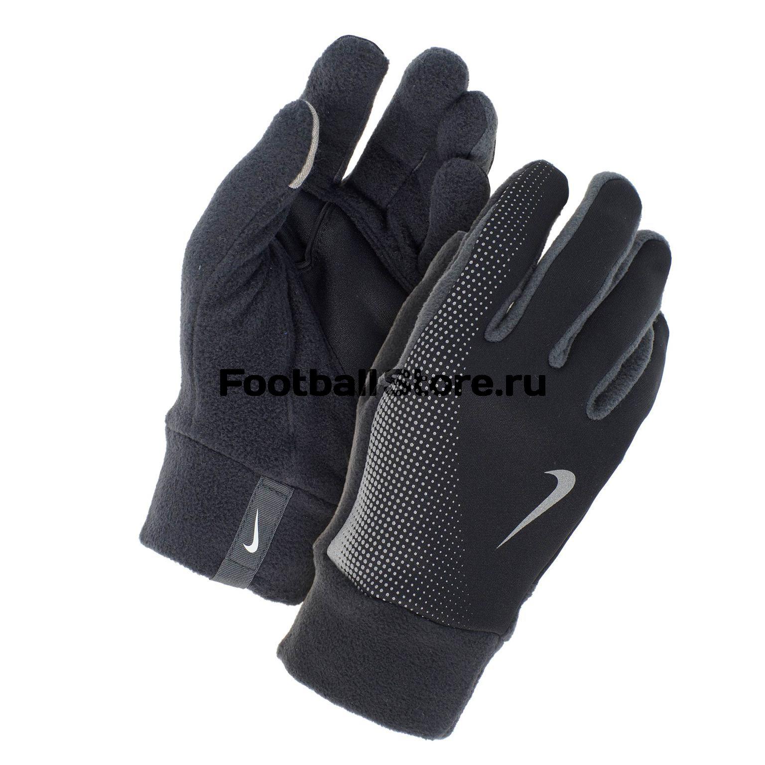 Перчатки Nike Перчатки тренировочные Nike Tech Thermal Running N.RG.57.079