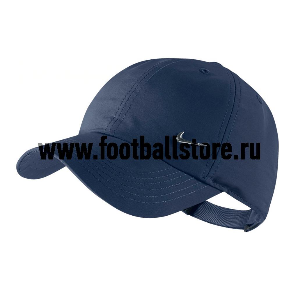 Головные уборы Nike Бейсболка Nike Swoosh Logo Cap 340225-451