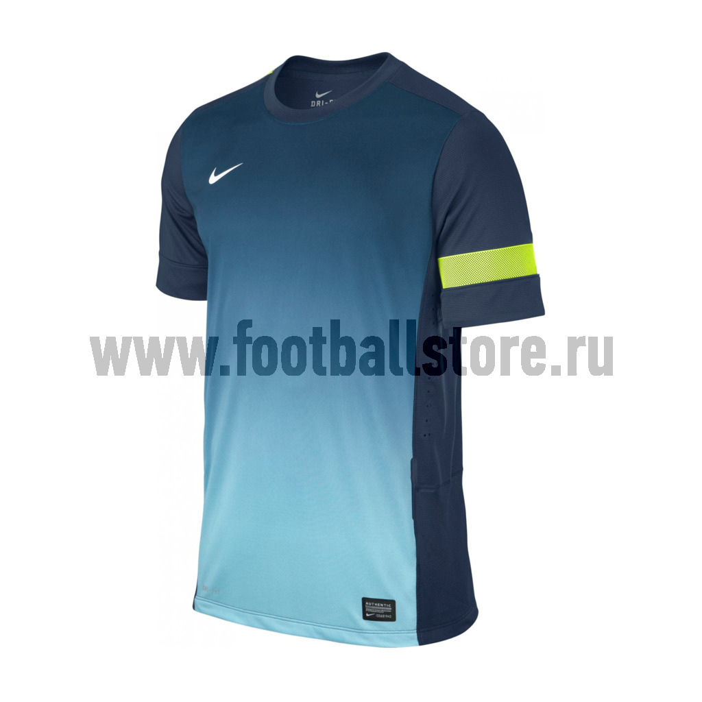 Футболки Nike Футболка Nike SS Training Top III 519037-414