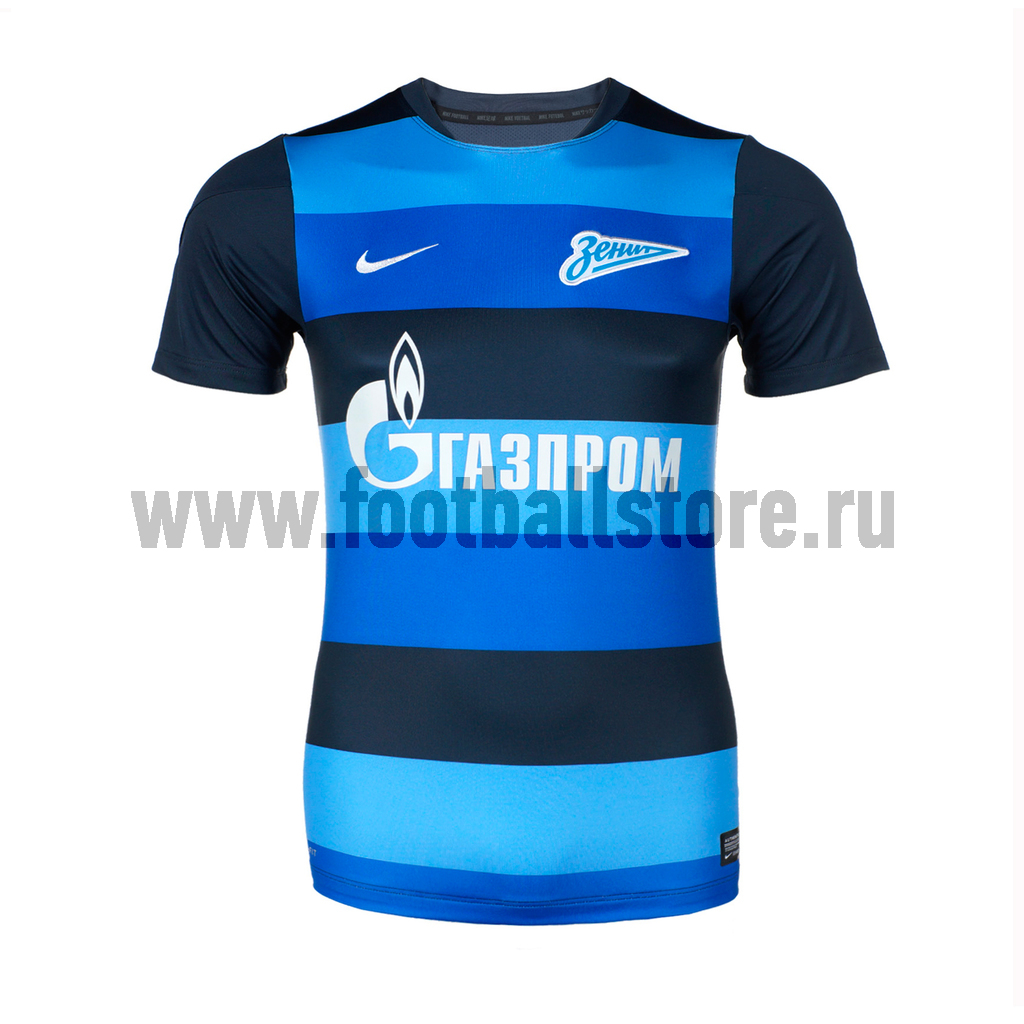 Zenit Nike Футболка Nike Zenit Squad Top 548320-473