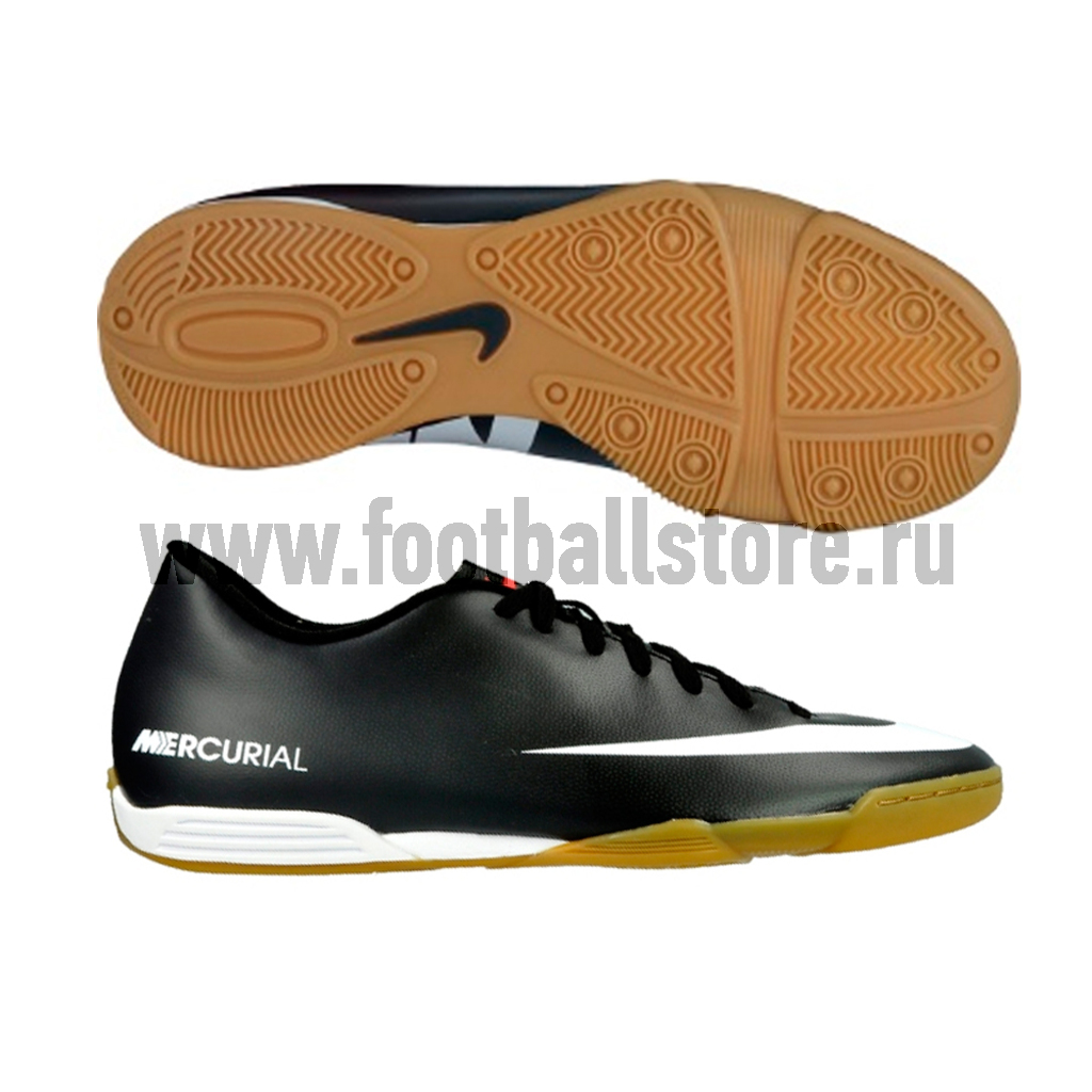 Обувь для зала Nike Обувь для зала Nike Mercurial Vortex IC JR 573874-010
