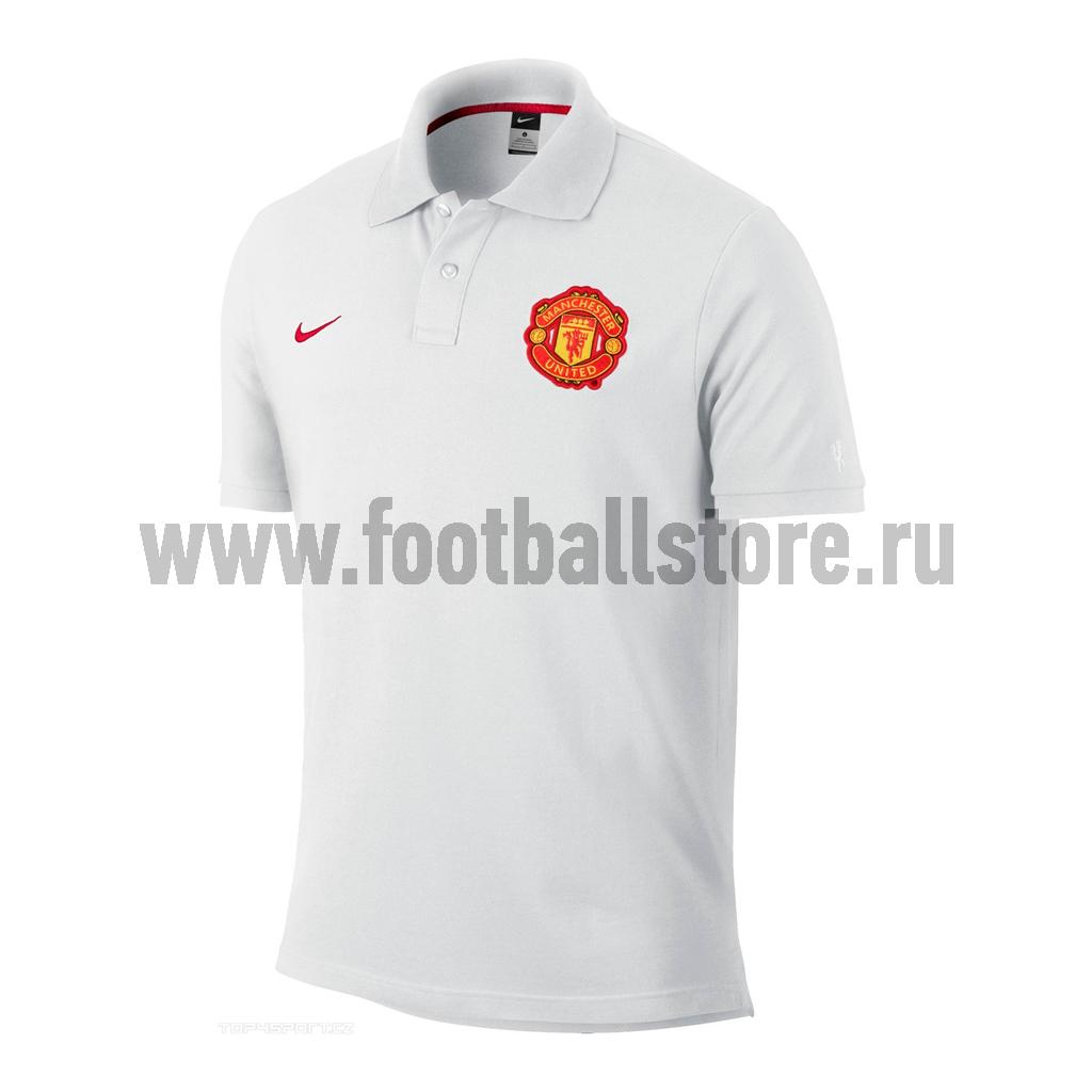 Manchester United Nike Поло Nike GS Manu Auth 542404-101
