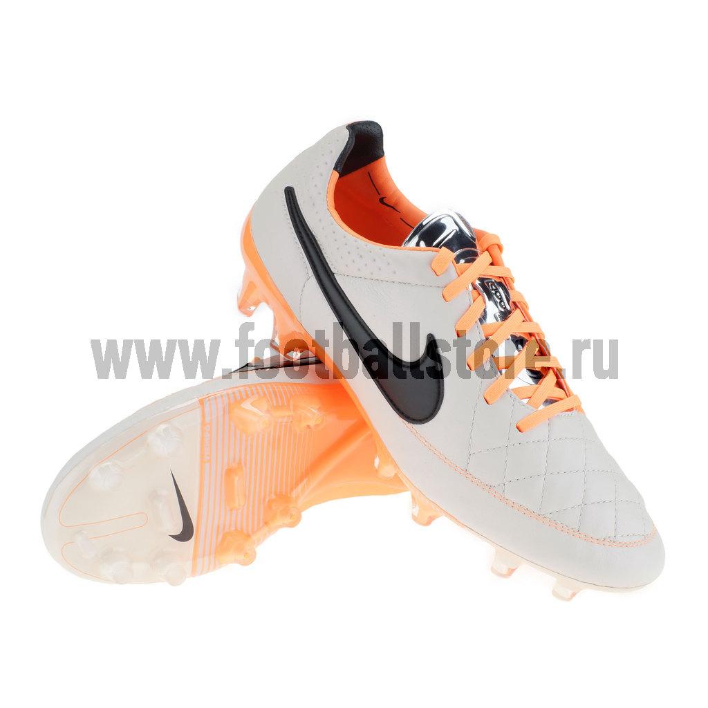 Игровые бутсы Nike Бутсы Nike Tiempo Legend V FG 631518-008