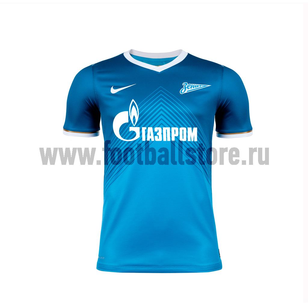 Zenit Nike Домашняя оригинальная футболка Nike Zenit 540631-498