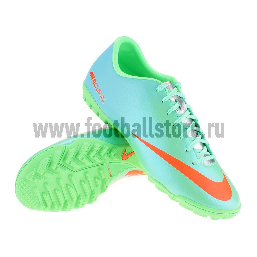 Шиповки Nike Шиповки Nike Mercurial Victory IV TF 555615-380