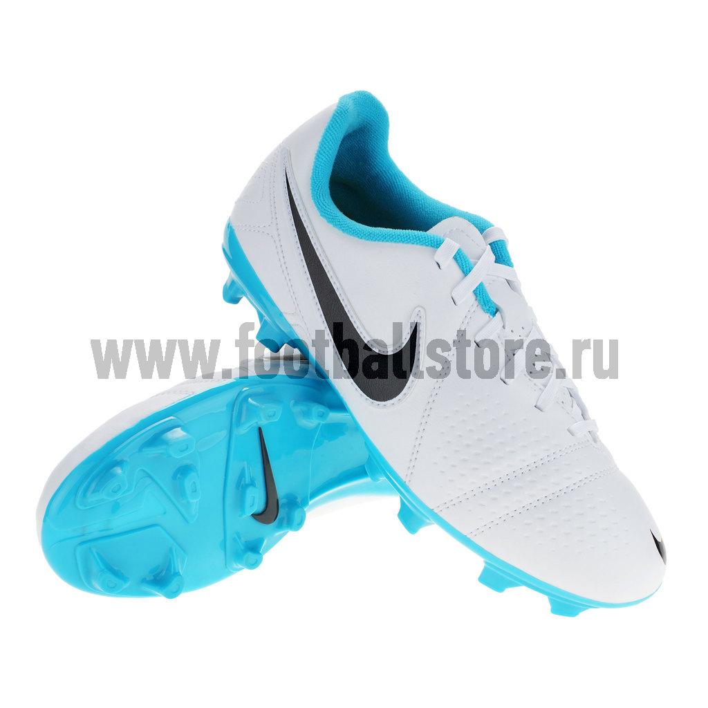 Бутсы Nike Бутсы Nike CTR 360 Libretto III FG JR 524927-104