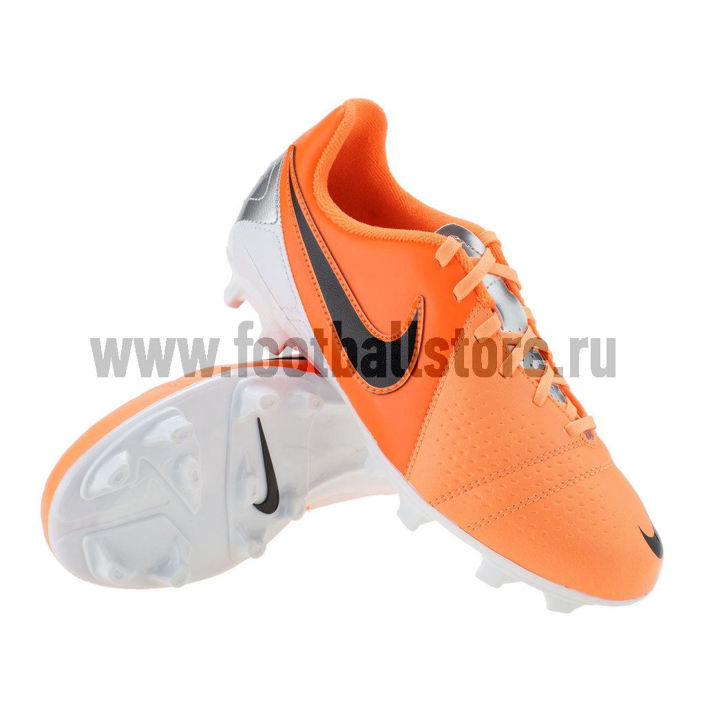Бутсы Nike Бутсы Nike CTR 360 Libretto III FG JR 524927-800