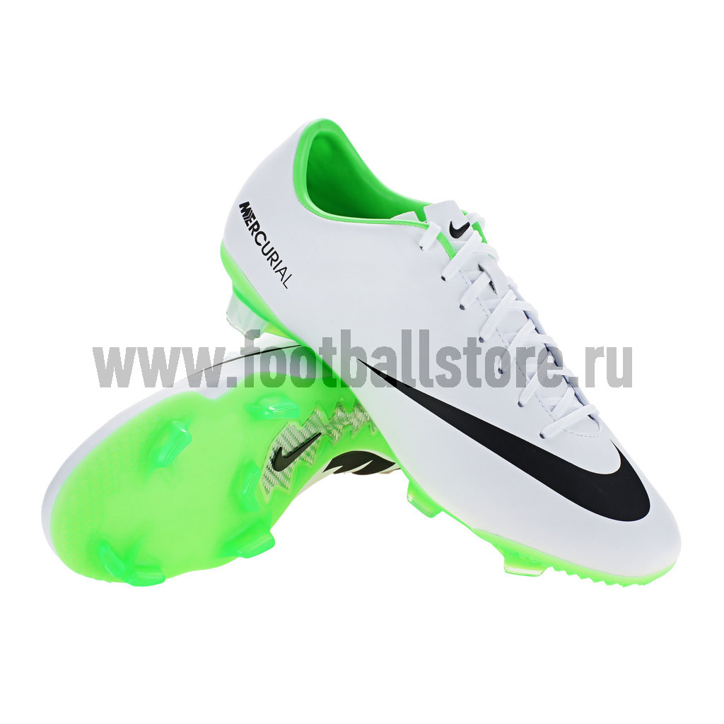 Игровые бутсы Nike Бутсы Nike Mercurial Veloce FG 555447-103