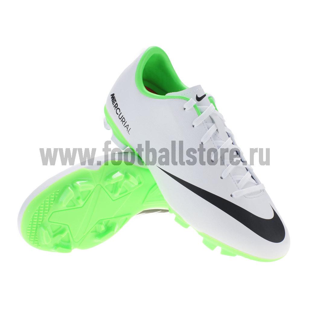 Бутсы Nike Бутсы Nike Mercurial Victory IV FG JR 553631-103