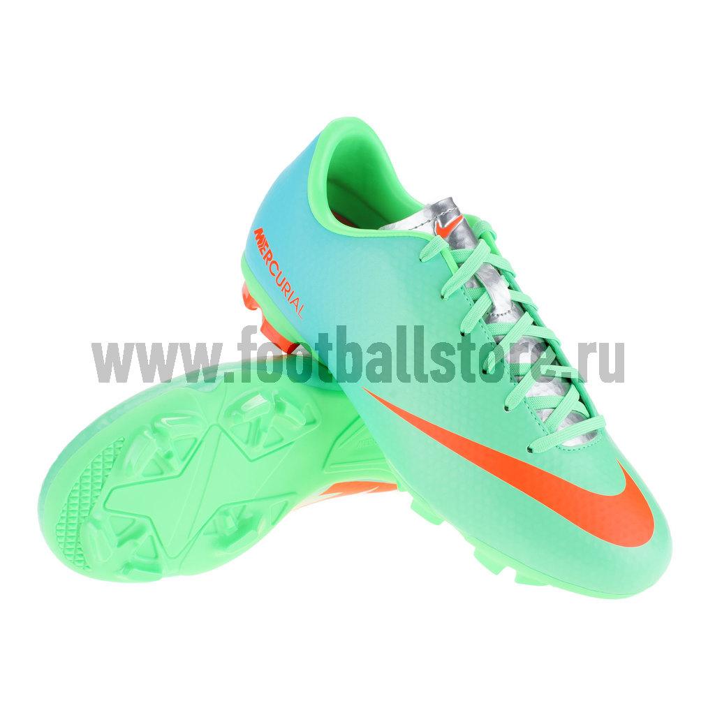 Бутсы Nike Бутсы Nike Mercurial Victory IV FG JR 553631-380