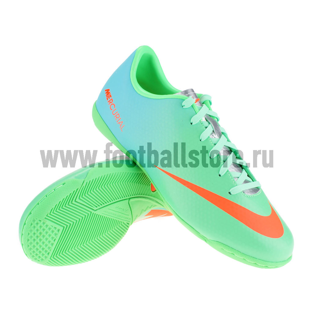 Бутсы Nike Обувь для зала Nike Mercurial Victory IV IC JR 555646-380