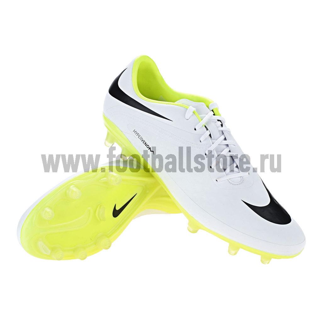 Игровые бутсы Nike Бутсы Nike Hypervenom Phatal FG 599075-107