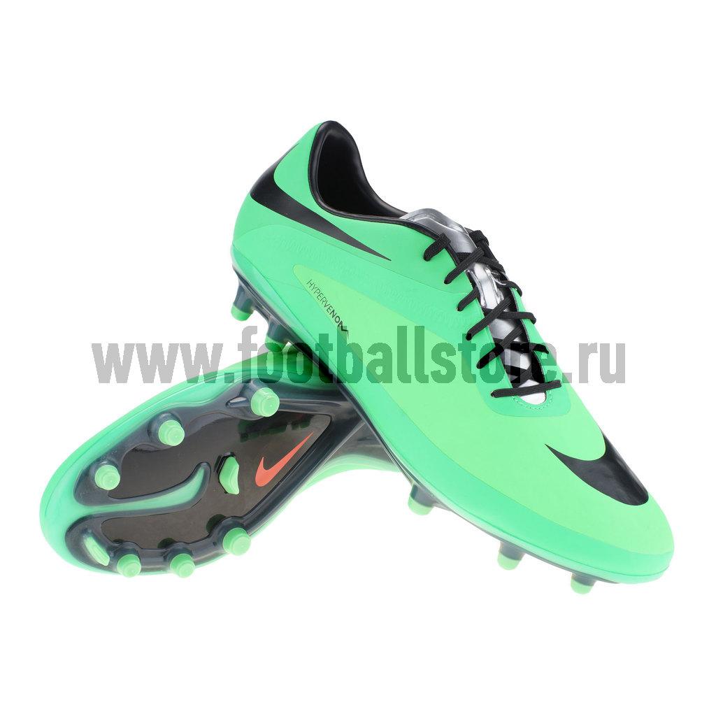 Игровые бутсы Nike Бутсы Nike HyperVenom Phatal FG 599075-303
