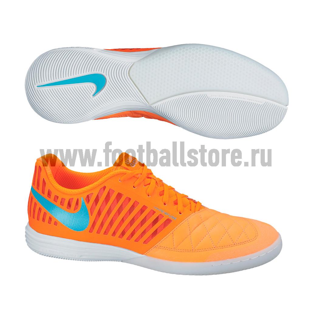Обувь для зала Nike Обувь для зала Nike Lunargato II IC 580456-848