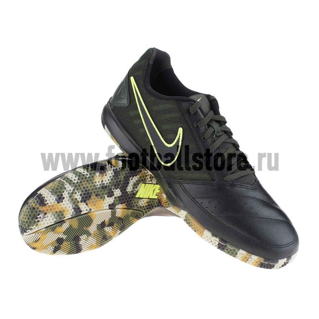 Обувь для зала Nike Обувь для зала Nike Gato II IC 580453-007
