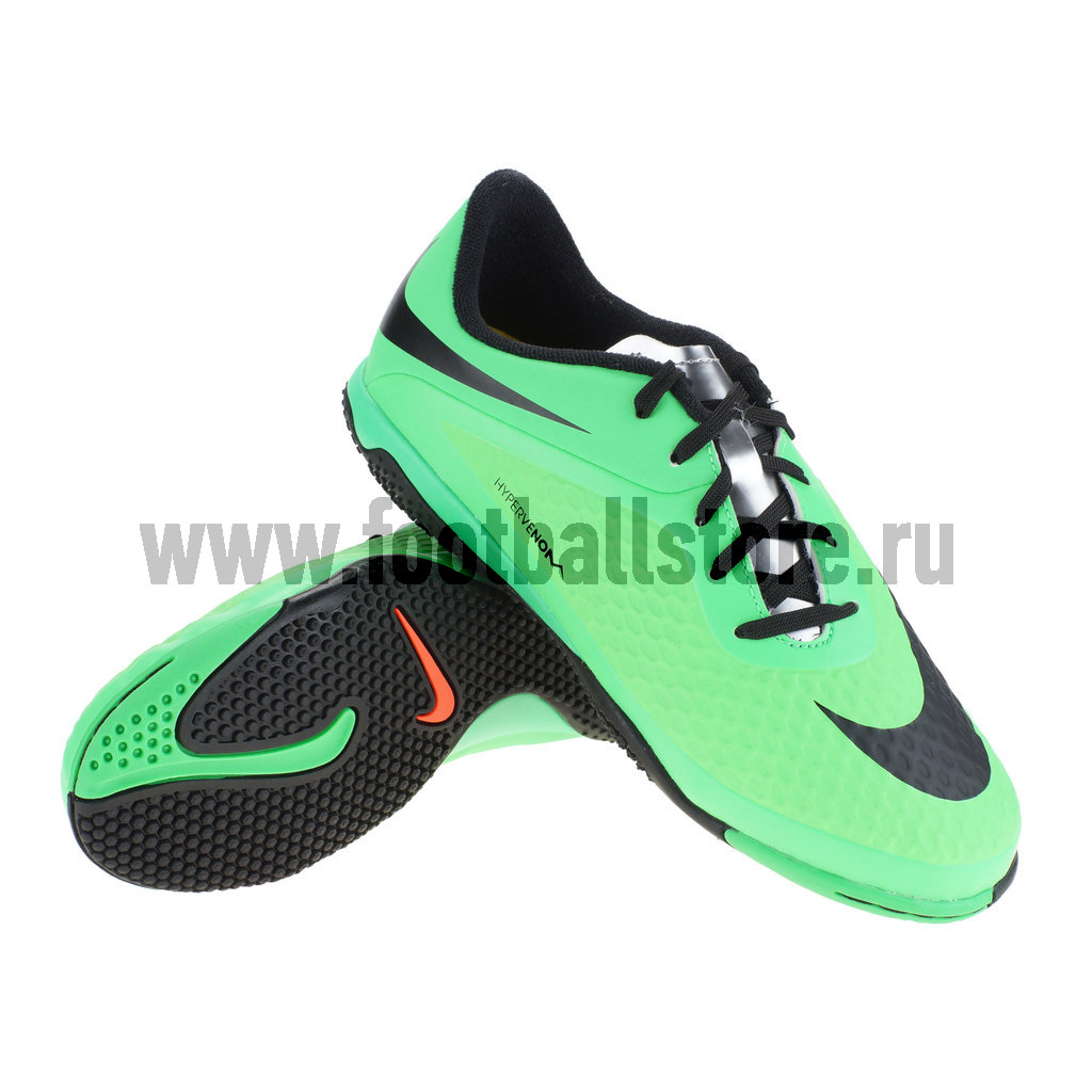 Бутсы Nike Обувь для зала Nike JR Hypervenom Phelon IC 599811-303
