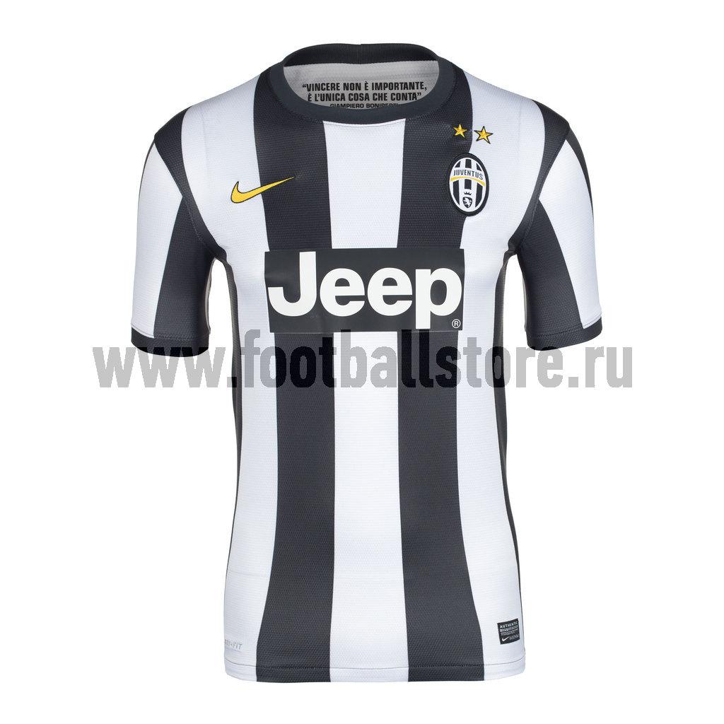 Juventus Nike Футболка Nike JUVE SS Home Repl JSY 479331-106