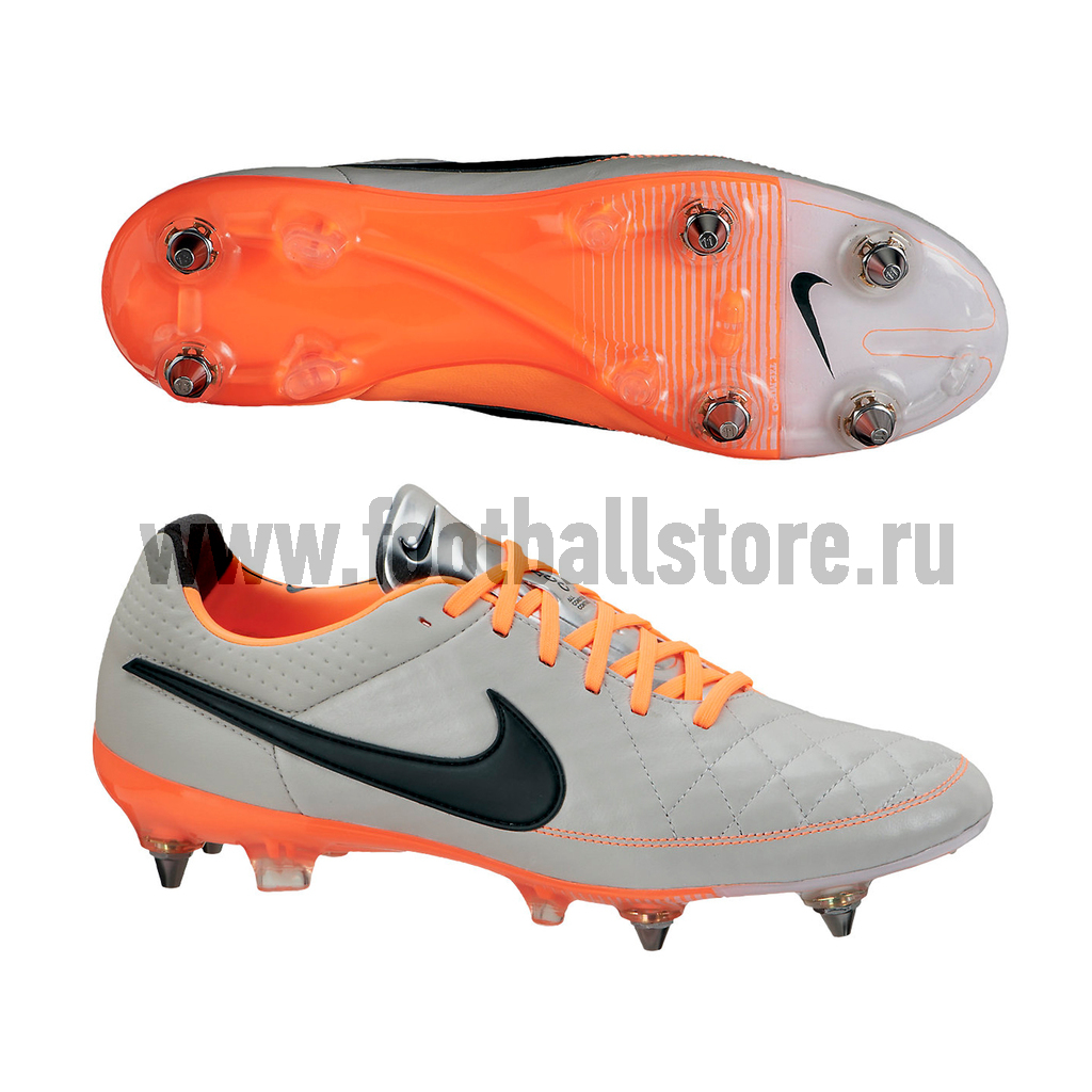 Игровые бутсы Nike Бутсы Nike Tiempo Legend V SG-PRO 631614-008