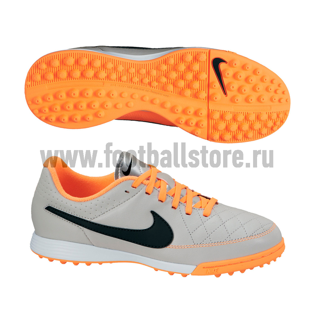 Бутсы Nike Шиповки Nike JR Tiempo Genio Leather TF 631529-008