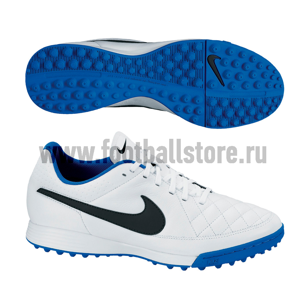 Шиповки Nike Шиповки Nike Tiempo Genio Leather TF 631284-104