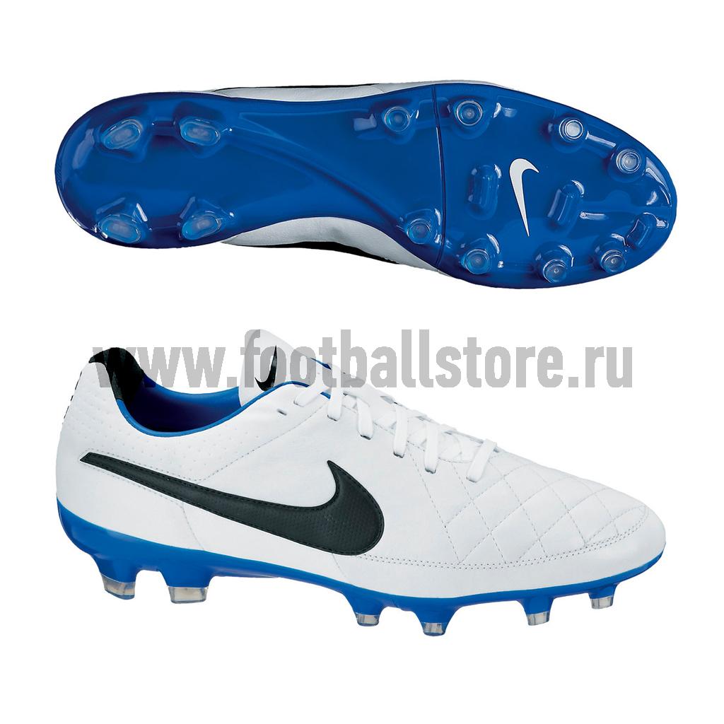 Игровые бутсы Nike Бутсы Nike Tiempo Legacy FG 631521-104