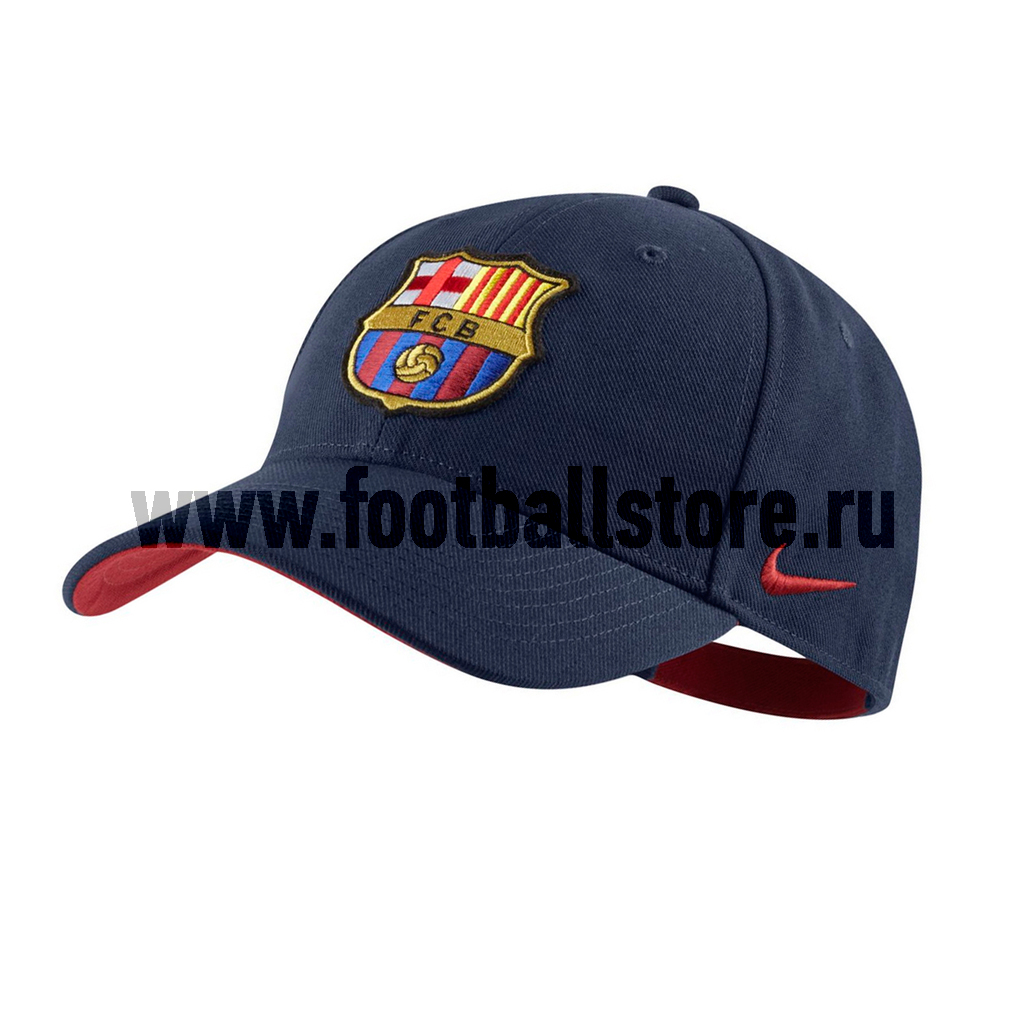 Barcelona Nike Бейсболка Nike FCB Mens Core Cap 547149-410