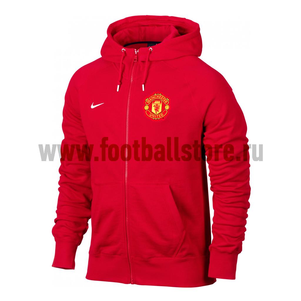 Manchester United Nike Куртка Nike AW77 Manu Auth FZ Hoody 546972-625