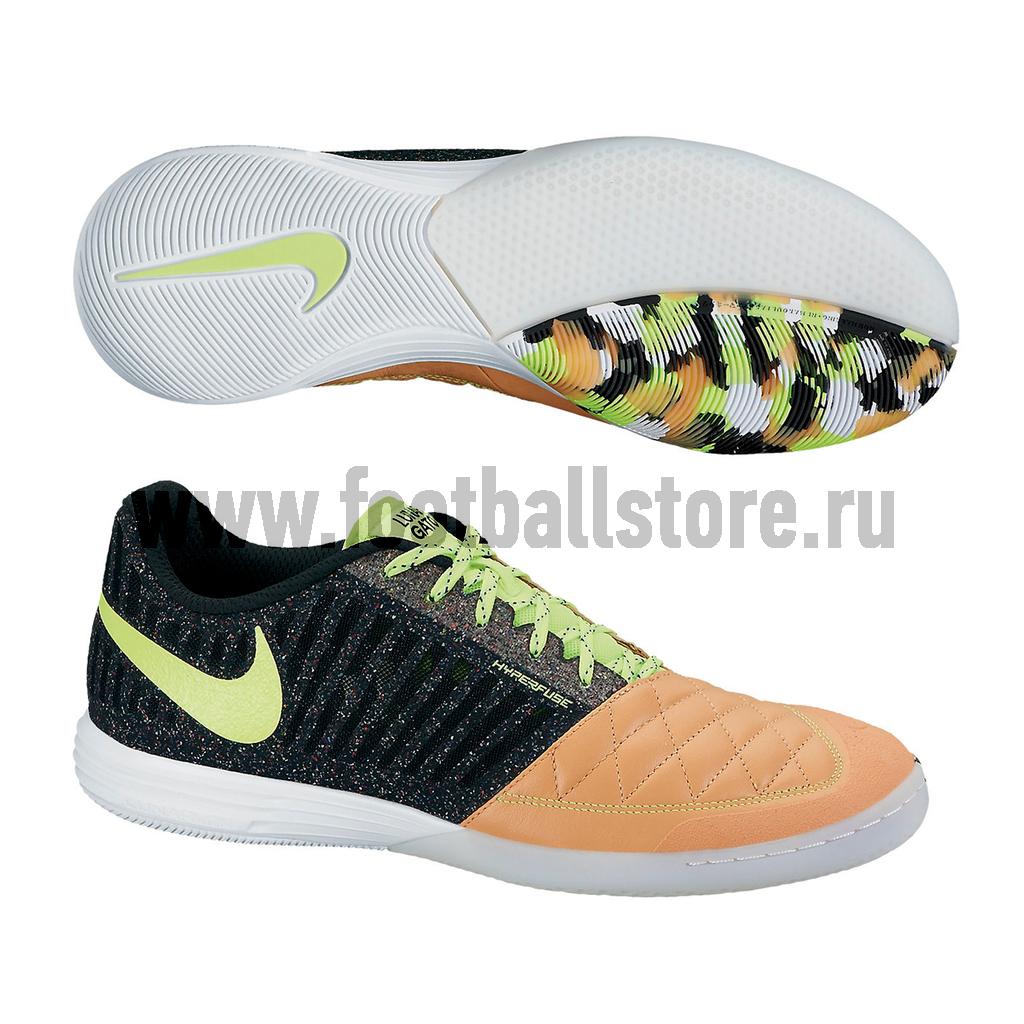 Обувь для зала Nike Обувь для зала Nike Lunargato II IC 580456-270