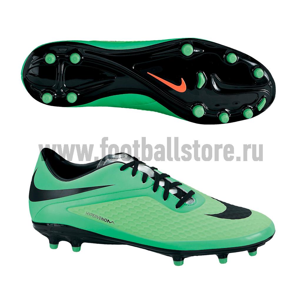 Игровые бутсы Nike Бутсы Nike Hypervenom Phelon FG 599730-303