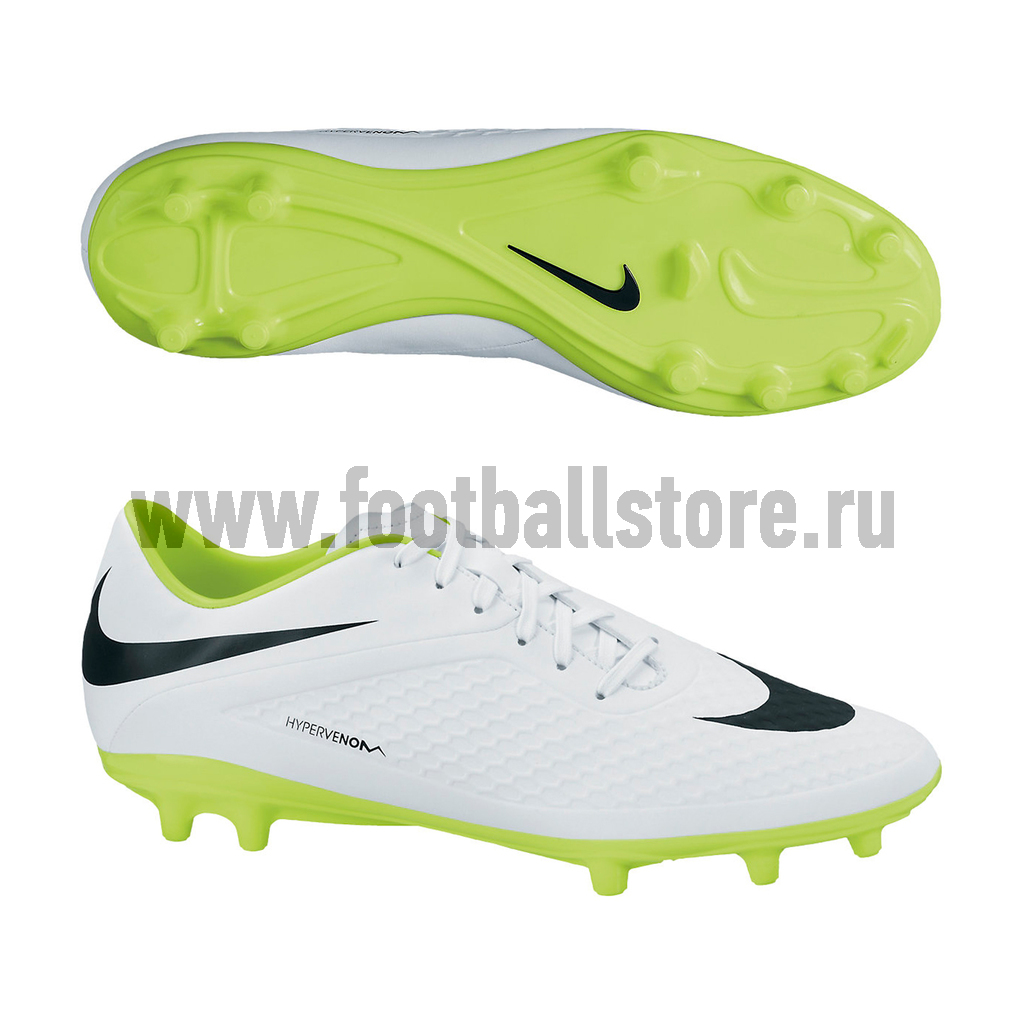 Игровые бутсы Nike Бутсы Nike Hypervenom Phelon FG 599730-107