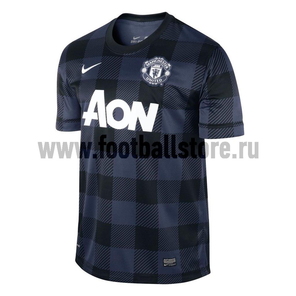 Manchester United Nike Футболка Nike Manu SS Away Repl JSY 532838-411