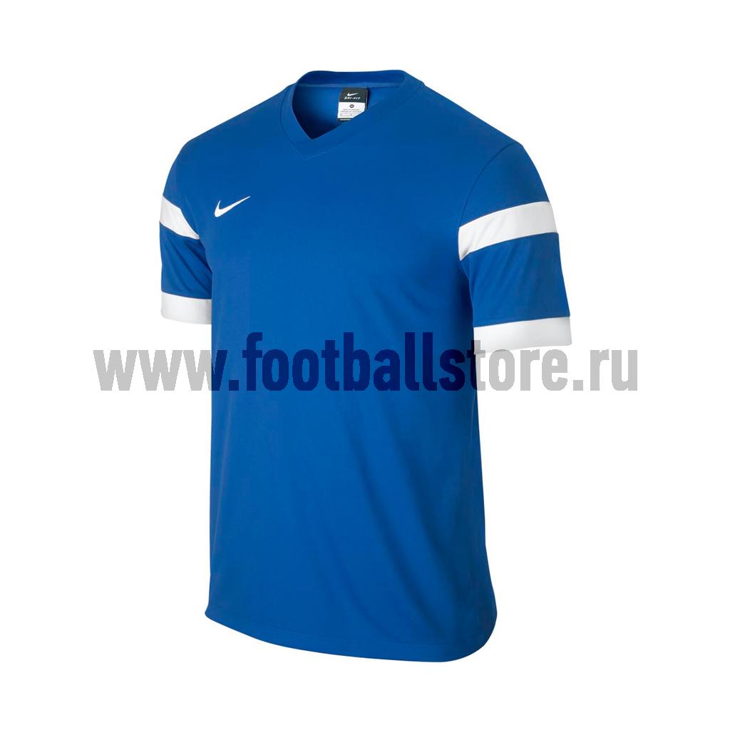 Футболка игровая Nike SS Trophy II JSY 588406-463 футболки nike футболка игровая nike ss revolution iv jsy 833017 010