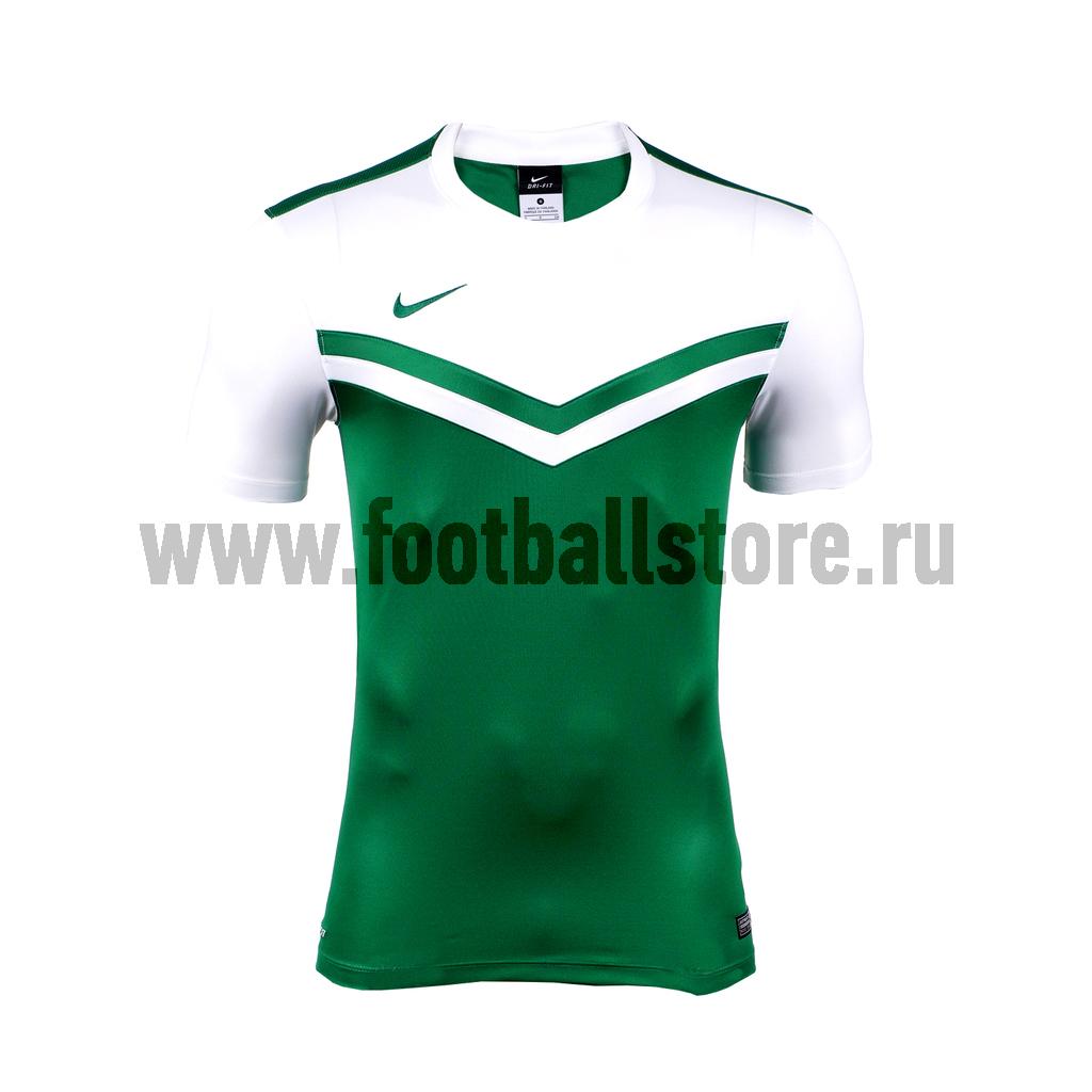 Футболка игровая Nike SS Victory II JSY 588408-301 футболки nike футболка игровая nike ss revolution iv jsy 833017 010