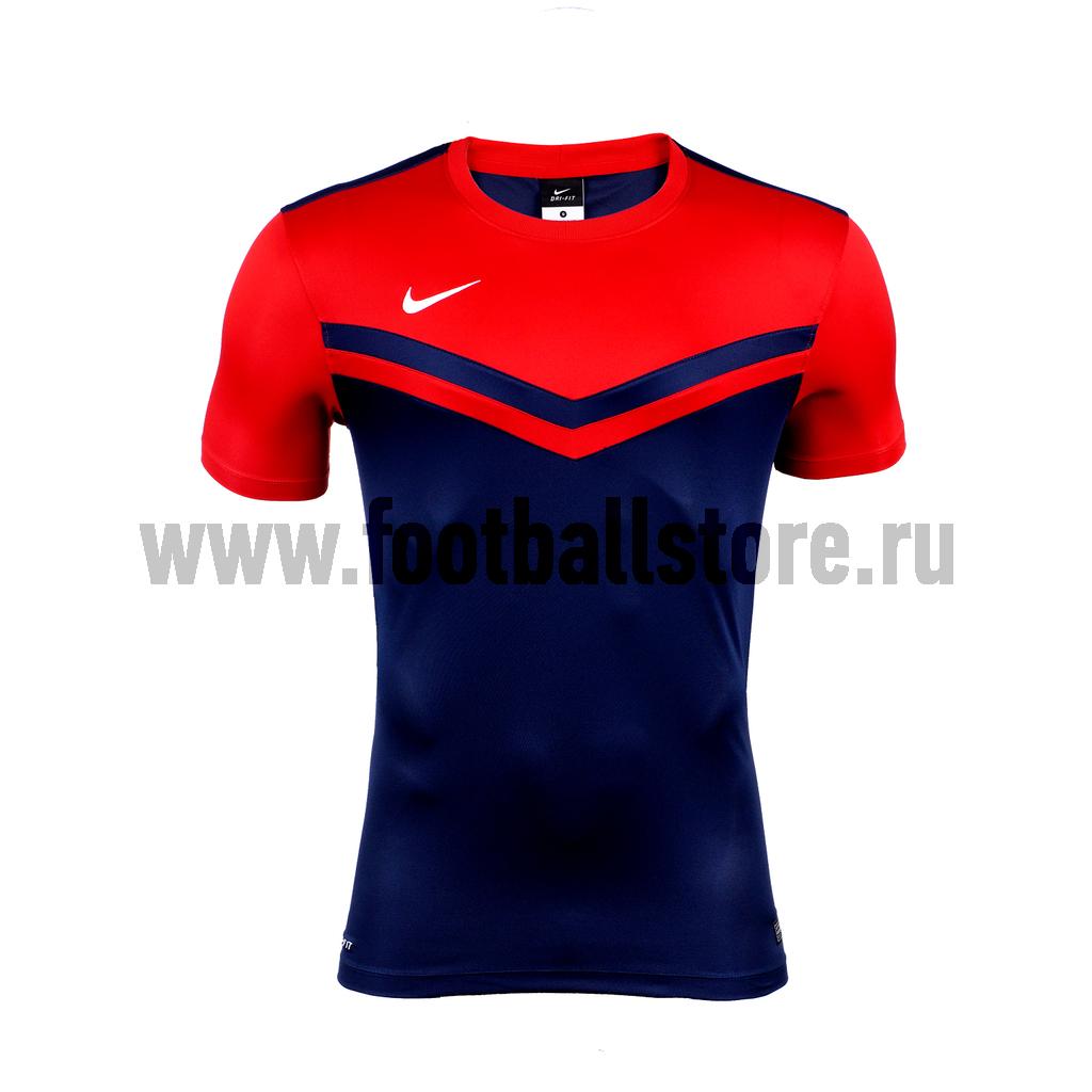 Футболки Nike Футболка игровая Nike SS Victory II JSY 588408-411