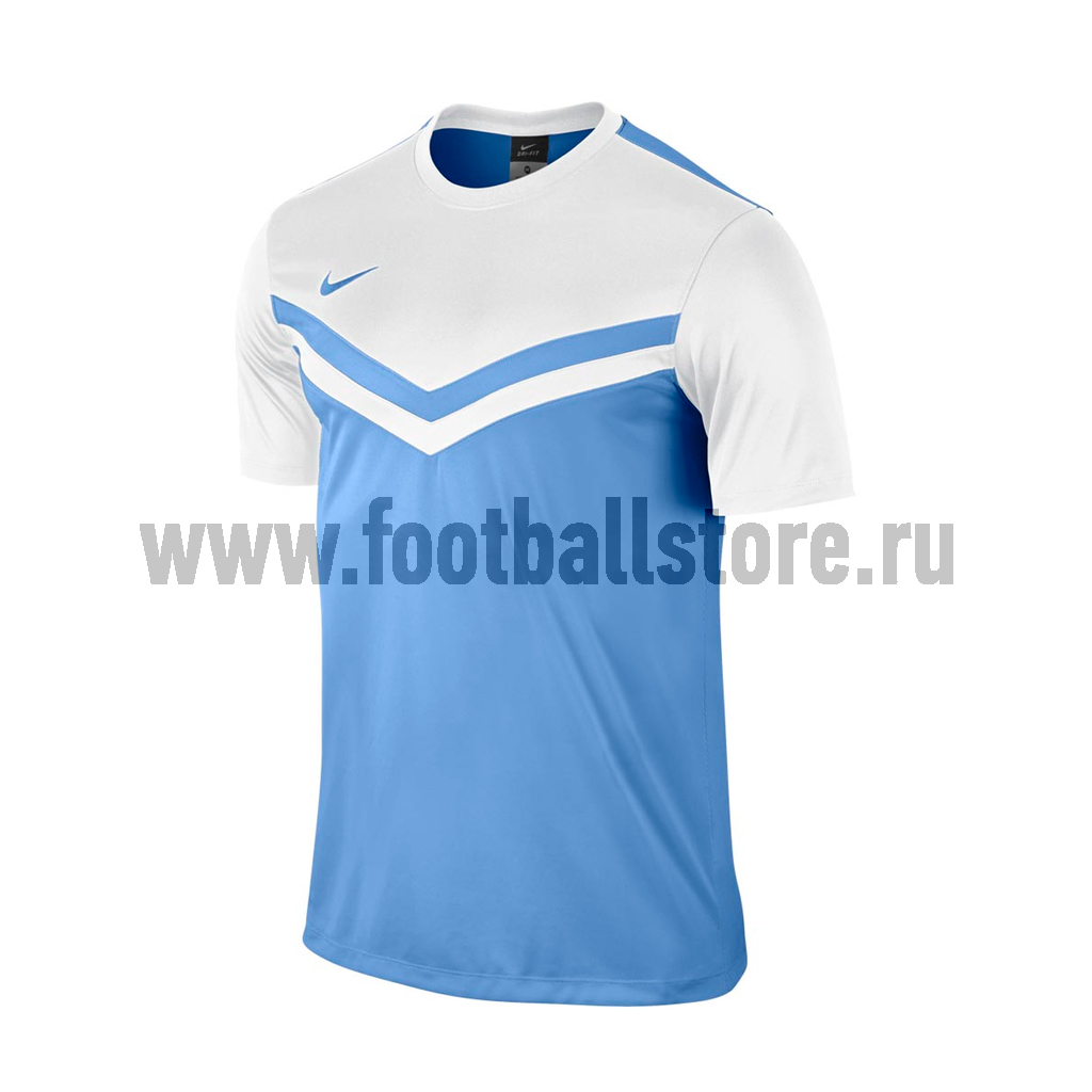 Футболка игровая Nike SS Victory II JSY 588408-412 футболки nike футболка игровая nike ss revolution iv jsy 833017 010
